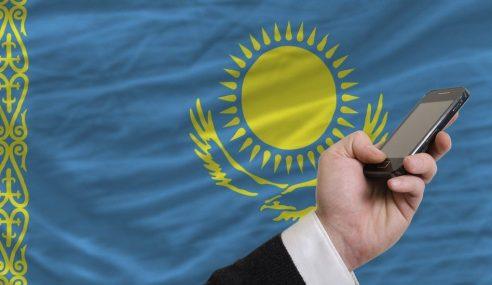 Kazakhstan Haram Polis, Penjawat Awam Guna 'Smartphone'