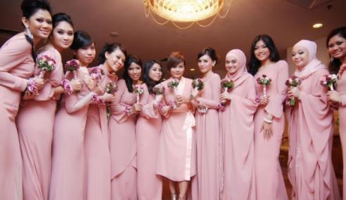 Video: '5 Make Up Tutorial' Untuk Pengapit Di Majlis Perkahwinan