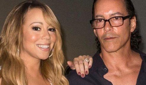 Abang Gelar Mariah Carey Bencikan Adik Sendiri