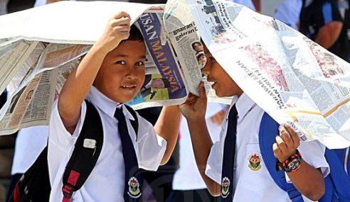 Sekolah Kedah, Perlis Tutup Lagi Sebab Cuaca Panas