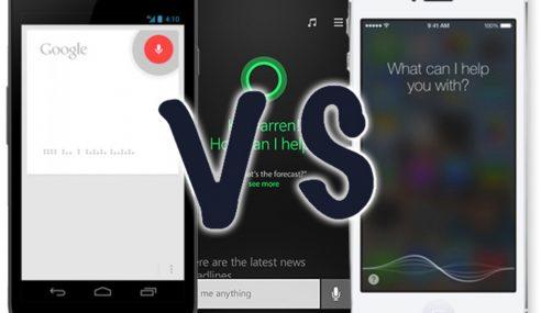 Google Hasilkan Sistem Kawalan Suara Tanpa Internet