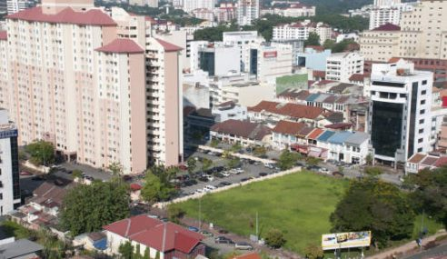 Gerakan P.Pinang Persoal Harga Jualan Tanah Taman Manggis