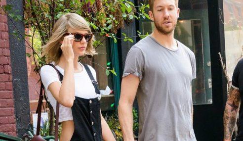 Taylor Rai Ulang Tahun Pertama Bercinta Dengan Kekasih