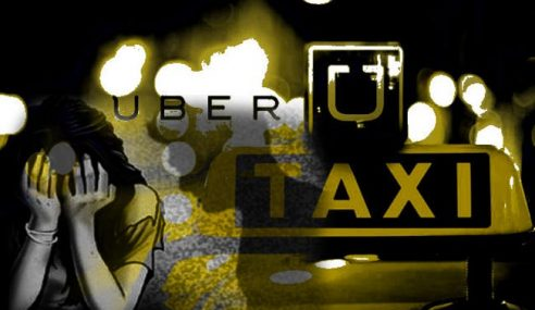 Hampir 6,000 Wanita Dirogol Pemandu Uber Akibat Silap Eja?