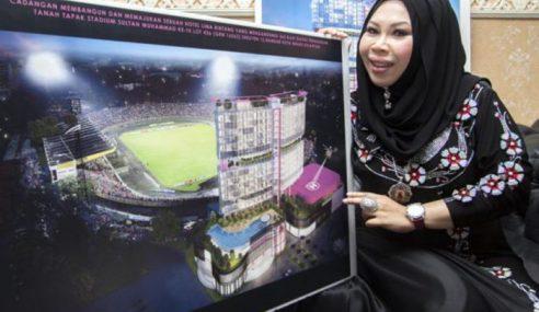 Tapak Hotel PQPTRW: Vida Masih Pertimbang Tawaran Kelantan