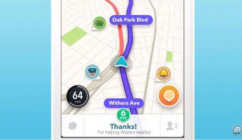 Waze 4.0 Diperkenalkan! Boleh Dimuat-Turun Pengguna Android