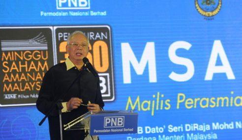Unit Amanah PNB Beri Peluang Rakyat Nikmati Kekayaan Negara