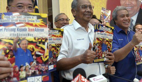 PRN Sarawak: BN Lancar Manifesto Berpaksikan Rakyat