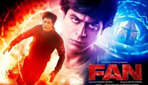 Ramai Puji Filem Fan Lakonan Shah Rukh Khan Best, Unik!