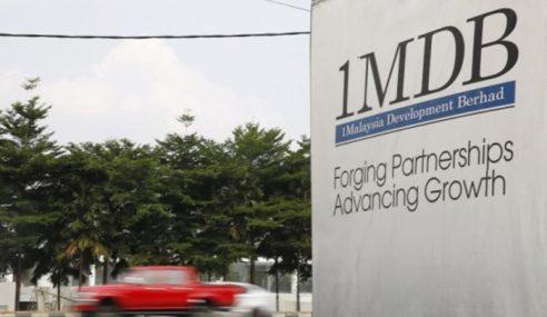 1MDB Buat Bayaran Balik Awal Hutang RM2 Bilion
