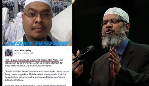 Doktor Perubatan Tampil Jawab Serangan Ustaz Abu Syafiq