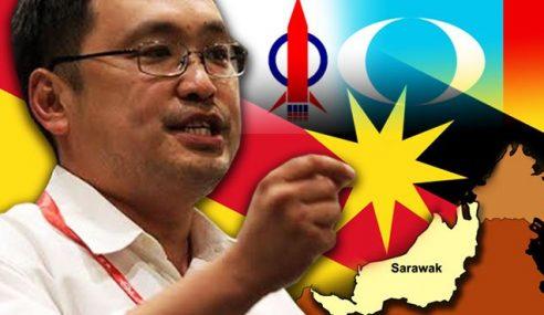 Saman Pengerusi DAP Sarawak Tuduh Pencadang PKR Muflis?