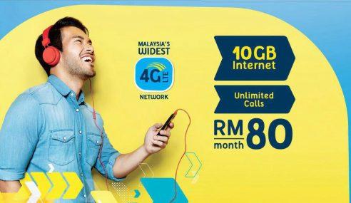 Bukan Lagi Maxis, Pelanggan Teramai Telco Kini Milik Digi