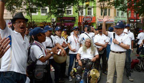 Seniman Jalanan Bakal Diberi Latihan Secara Profesional