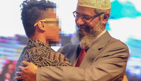 KPN Hargai Usaha Penganjur Tukar Tajuk Ceramah Dr. Zakir Naik