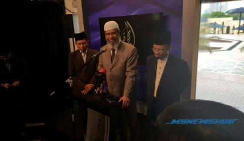 Dr. Zakir Naik Sertai Kempen #IslamIsFirstClass TV Al Hijrah