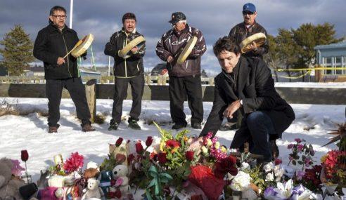 Kanada Hadapi Krisis Orang Asli Bunuh Diri