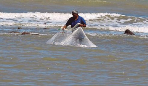 El Nino Tidak Jejas Hasil Tangkapan Nelayan Pesisir Pantai Di Sandakan