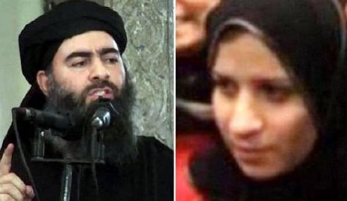 Suamiku Pendiam Itu Rupanya Ketua Pengganas Daesh