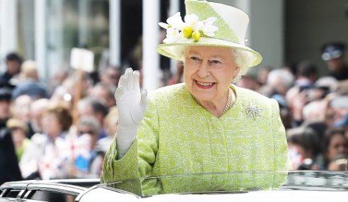 Hari Jadi Ratu Elizabeth II Ke-90 Dirai Rakyat UK