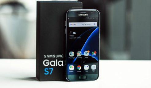 Samsung S7 Berada Dalam Pasaran Hari Ini