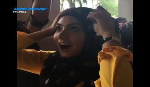 Aksi Mawar Fareeda Ketika Pelanggan Berebut Undang Kritikan