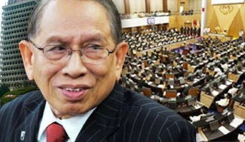 Speaker Dewan Negara Usir 4 MP Pembangkang Buat PC Haram
