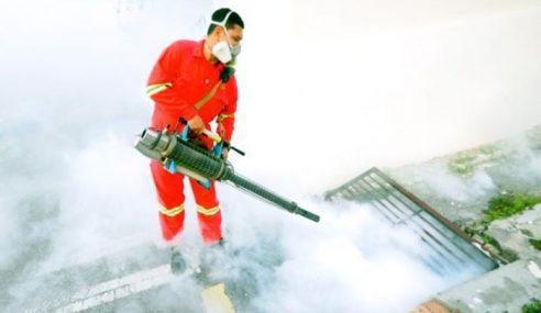 KKM Lancar Operasi Penguatkuasaan Pembiakan Aedes Di Seluruh Negara