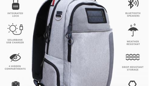 Beg Komputer Riba 'Masa Depan' Dengan Power Bank Terbina