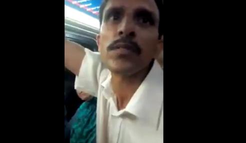 Video: Warga Asing Raba Wanita Melayu Dalam Tren