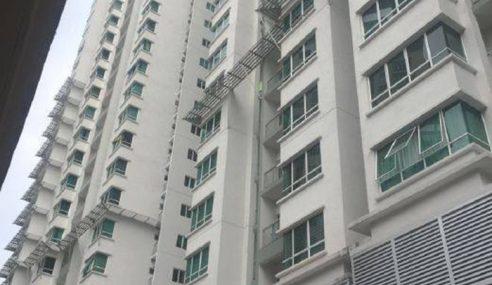 3 Bom Ditemui Dalam Kondo Mewah, Damansara Perdana