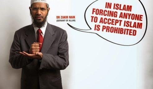 Fenomena Dr. Zakir Naik Berterusan Di TV Al Hijrah