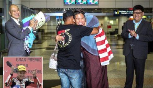 Khairul Idham Disambut Meriah Oleh Peminat