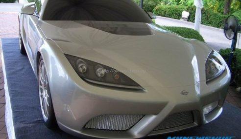 Wow! Inilah Rupa Supercar Pertama Buatan Malaysia