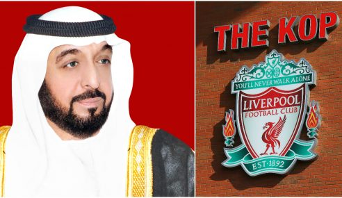 Jutawan UAE Mahu Beli Liverpool FC RM3.9 Bilion