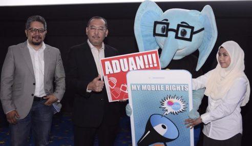My Mobile Rights: Aplikasi Aduan Telekomunikasi Sehenti Malaysia