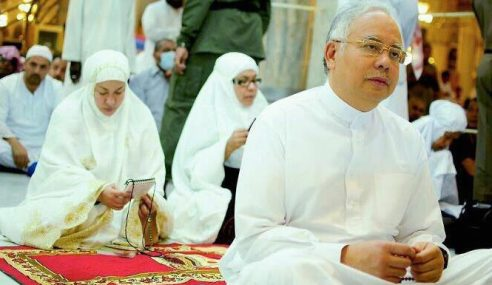 'Bersabar Kerana Ini Ujian Allah' – Luah Isi Hati Rosmah