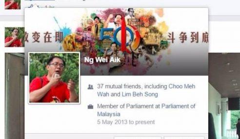 'Suruh PKR Boleh Pergi Jahanam' – Pemimpin DAP
