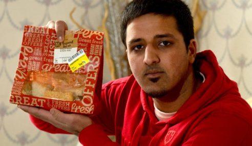 Akibat Salah Label, Pelanggan Muslim Termakan Roti Daging Babi