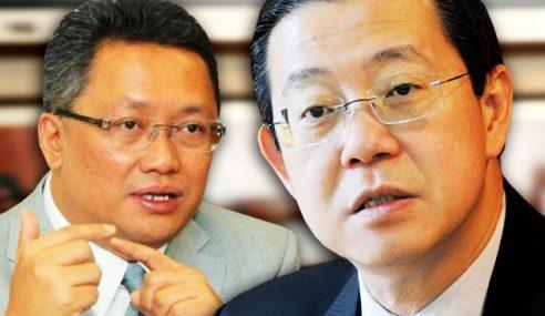 RTM Sedia Siar Debat Antara Rahman-Guan Eng