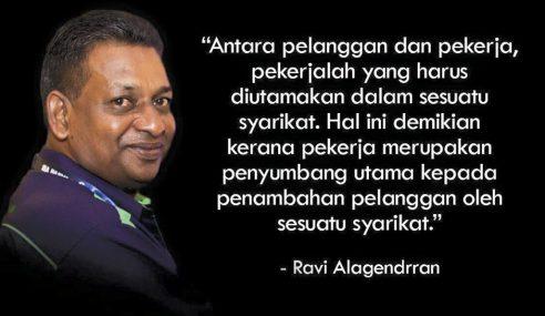CEO Rayani Air Janji Bayar Gaji, Mahu Pecat Staf Mogok