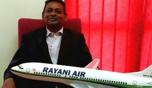 CEO Rayani Air Sedia Lepaskan Sebahagian Pegangan Saham