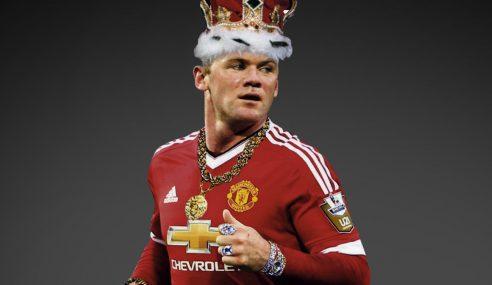 Wayne Rooney Atlit Bawah 30 Tahun Paling Kaya