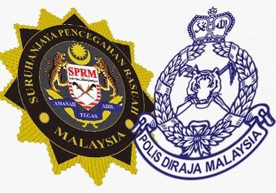SPRM Kepung Balai Polis, 5 Anggota Ditahan Disyaki Rasuah