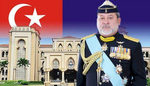 Kembalikan Kuasa Agong, Raja Teliti RUU – Sultan Johor