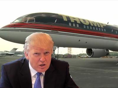 Jet Peribadi Trump Gagal Terbang Sebab Lesen Tamat Tempoh