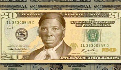 Tokoh Kulit Hitam Hiasi Wajah Baharu Dolar AS