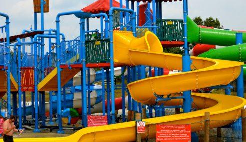 Budak Lelaki Mati Mengejut Ketika Bermain Di Taman Tema