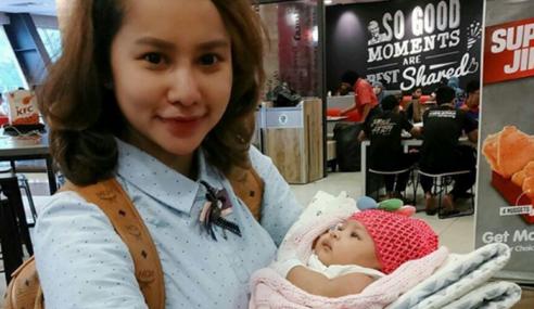 Elly Mazlein Dah Maafkan Bekas Suami, Faye Kusairi