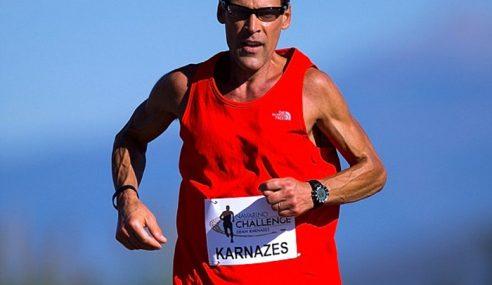 Lelaki 53 Tahun Lari 563 KM Tanpa Henti
